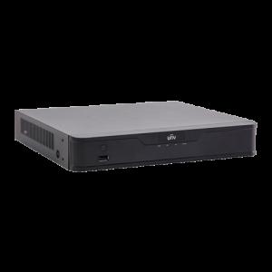 NVR 4 canale 6MP + 4 porturi PoE - UNV NVR301-04S2-P4 [2]