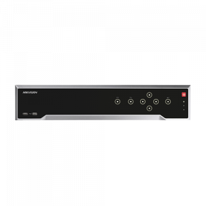 NVR 4K, 32canale 8MP + 16 porturi PoE - HIKVISION DS-7732NI-K4-16P [1]