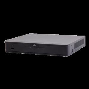 NVR 4K, 4 canale 8MP - UNV NVR301-04S [2]