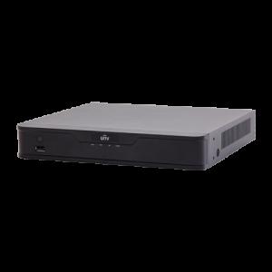 NVR 8 canale 4K + 8 porturi PoE - UNV NVR301-08X-P8 [1]