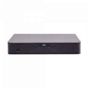 NVR 8 canale 6MP - UNV NVR301-08S2 [0]