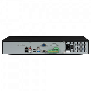 NVR AcuSense 32 canale 12MP, tehnologie 'Deep Learning' - HIKVISION DS-7732NXI-I4-4S [1]