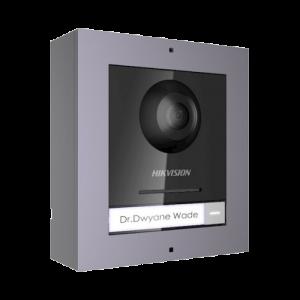 Rama montaj aparent, 1 modul, pentru Interfon modular - HIKVISION DS-KD-ACW1 [2]
