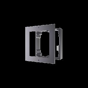 Rama montaj aparent, 1 modul, pentru Interfon modular - HIKVISION DS-KD-ACW1 [1]