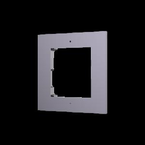 Rama montaj ingropat, 1 modul, pentru Interfon modular - HIKVISION DS-KD-ACF1 [2]