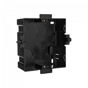 Rama montaj ingropat, 1 modul, pentru Interfon modular - HIKVISION DS-KD-ACF1 [1]