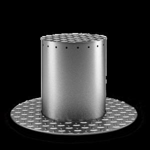 Stalp retractabil acces auto H-370 mm - MOTORLINE MPIE10-400 [1]