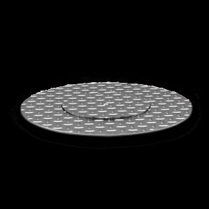 Stalp retractabil acces auto H-785 mm - MOTORLINE MPIE10-800 [2]