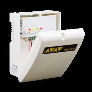 Sursa de alimentare back-up 12V 5A in cabinet de plastic - SDC-12-5BPL [0]