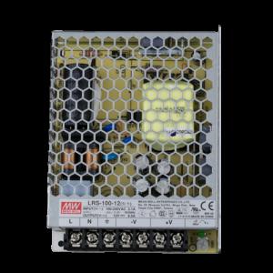 Sursa alimentare in comutatie profesionala 12V 8.5A - MeanWell LRS-100-12 [1]