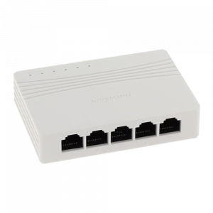 Switch 5 porturi Gigabit - HIKVISION DS-3E0505D-E [0]
