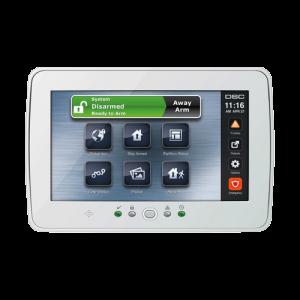 Tastatura touch screen, color, diagonala 7' PTK5507 [0]