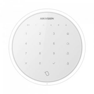 Tastatura wireless cu cititor card, 868 Mhz - HIKVISION DS-PKA-WLM-868-W [0]