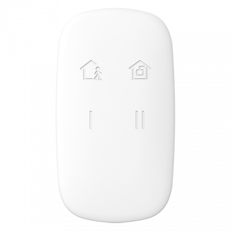 Telecomanda 4 butoane pentru AX PRO 868Mhz - HIKVISION DS-PKF1-WE [1]