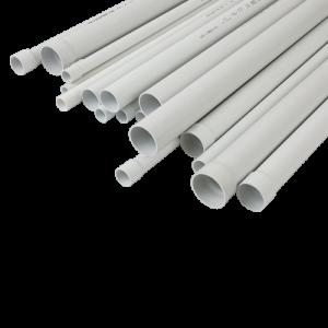 Tub PVC rigid D25, 750N, Halogen free, 3m - DLX TRP-802-25 [1]