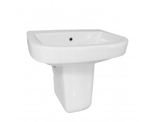 Lavoar de baie cu semipiedestal Neo [0]