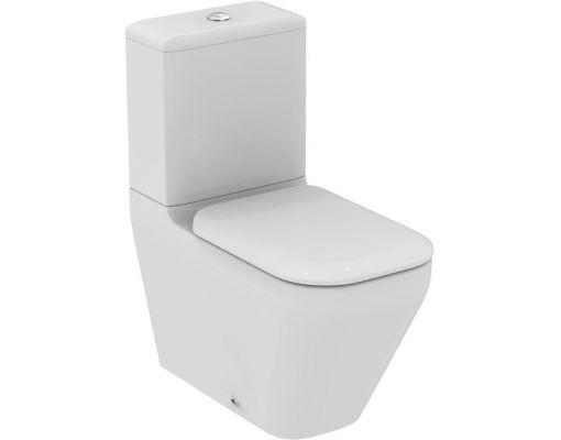 Vas wc cu capac Tonic II Duobloc 0