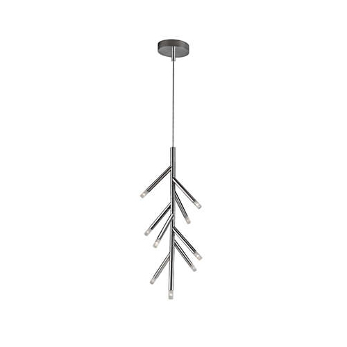 Lustra led culoare crom, Philips Lirio Branches 0