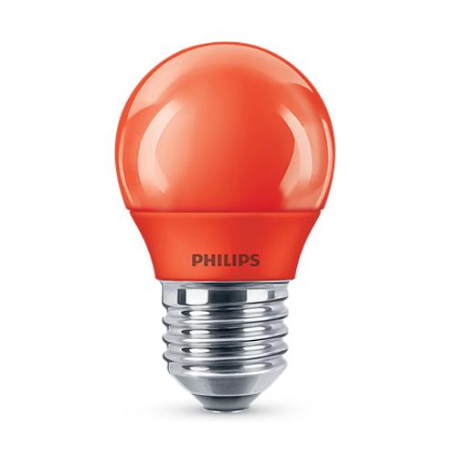 Bec led colorat Philips, E27, 25W [0]