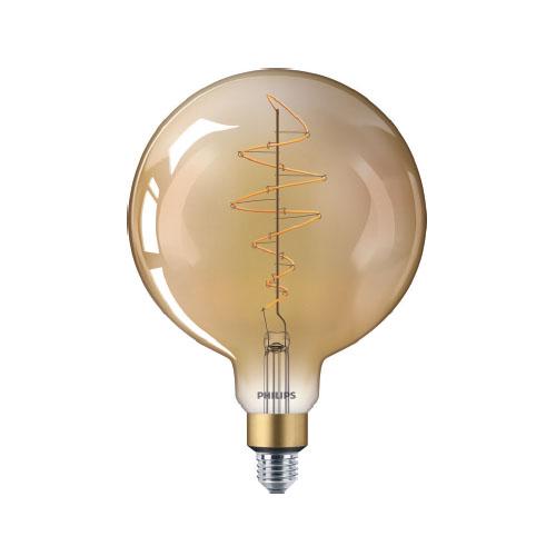 Bec led vintage Philips, E27, 40W, 470 lumeni [0]