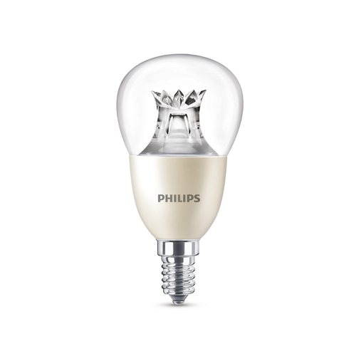 Bec led dimabil Philips, E14, 60W, 806 lumeni 0