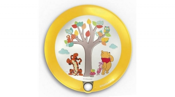 Lampa de noapte,  Winnie the Pooh, Light-up LED, Philips 0