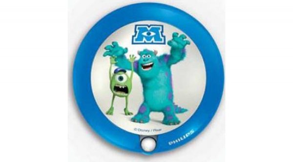 Lampa de veghe copii, Monsters University 0