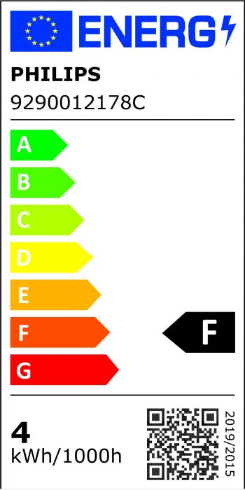 Bec LED spot lumina calda Philips GU10, 35W, 255lm CorePro [1]