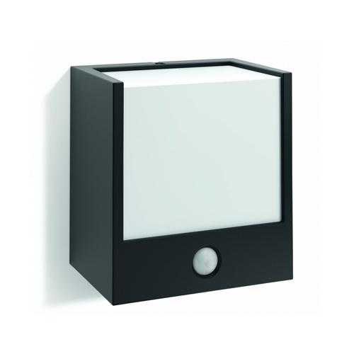 Aplica perete exterior cu senzor culoare negru, Macaw 0