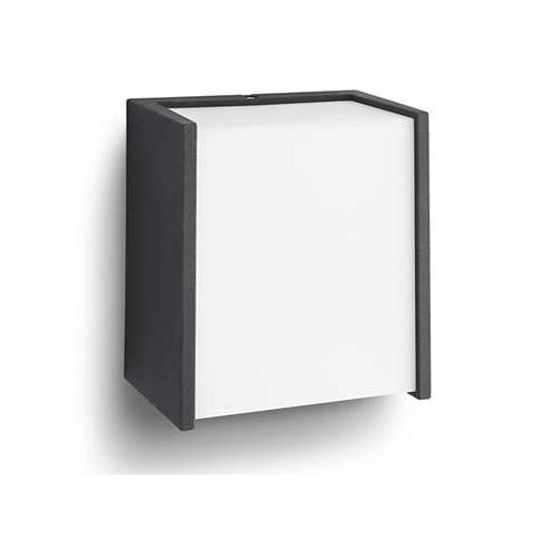 Aplica perete exterior culoare neagra, Macaw [0]