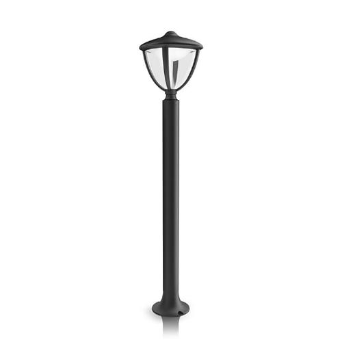 Lampa gradina culoare neagra, Robin 0