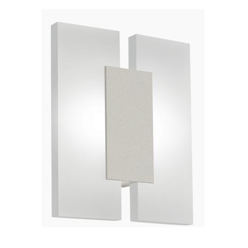 Aplica perete led culoare nichel mat, Metrass [0]