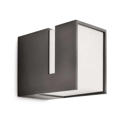Aplica perete exterior culoare antracit, Ecomoods Acres 0