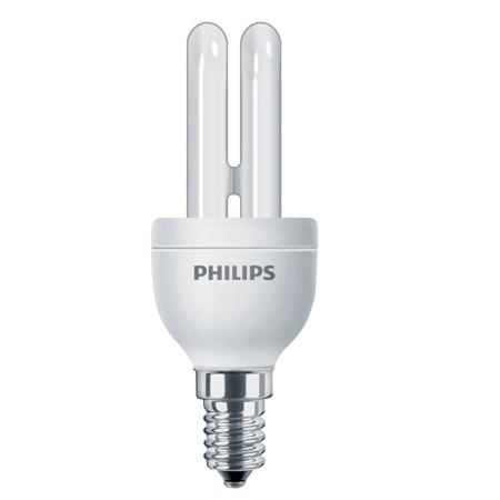 Bec economic Philips, E14 sau E27, 27W, 250 lumeni, Genie [0]