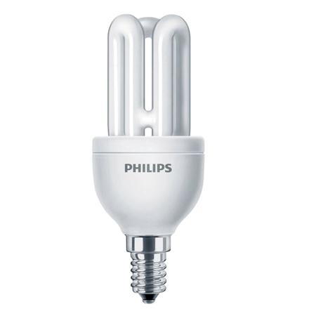 Bec economic Philips, E14, 38W, 400 lumeni, Genie [0]