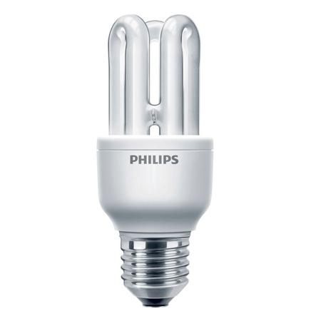 Bec economic Philips, E27, 38W, 400 lumeni, Genie [0]