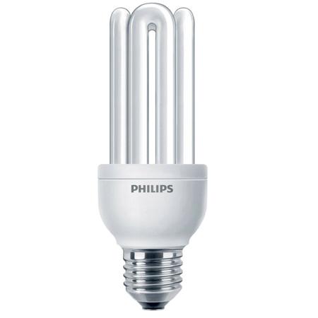 Bec economic Philips, E27, 80W, 1040 lumeni, Genie [0]