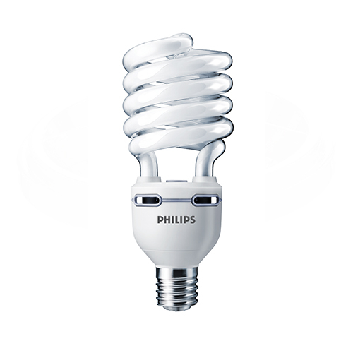 Bec economic spiralat Philips, E40, 345W, 5590 lumeni, Tornado [0]