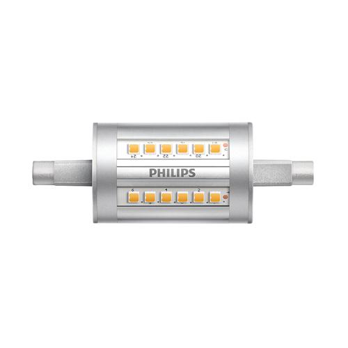 Bec led dimabil 7,8 cm Philips, R7s, 60W, 950 lumeni, CorePro [0]