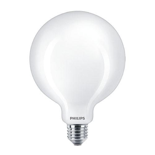Bec led glob mare Philips, E27, 60W, 806 lumeni, Classic [0]