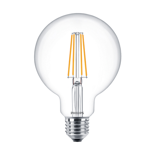 Bec led glob Philips, E27, 60W, 806 lumeni, Classic [0]