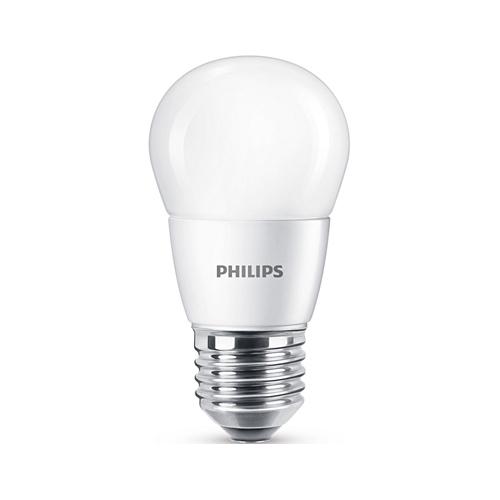 Bec led lumina rece Philips lustra, E27, 60W, 830 lumeni [0]