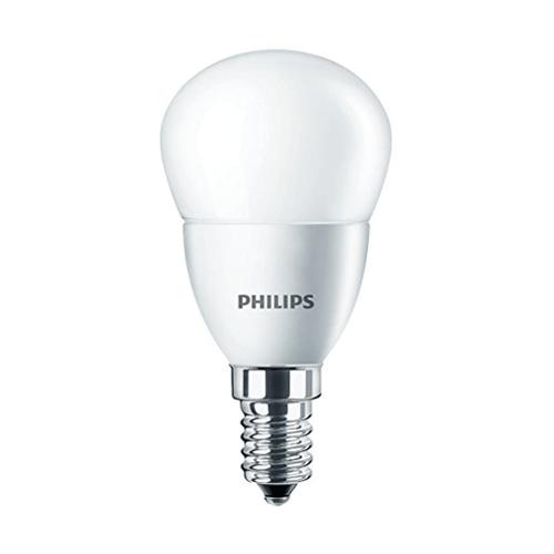 Bec led lumina rece Philips lustra, E14, 60W, 830 lumeni [0]
