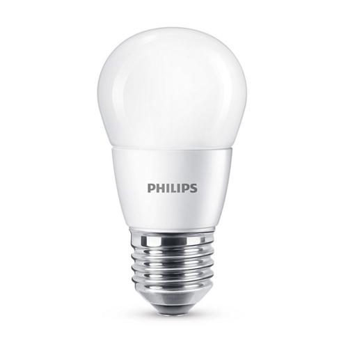Bec led lumina calda Philips lustra, E27, 60W, 806 lumeni [0]