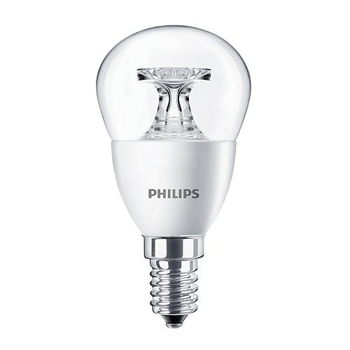 Bec led Philips lustra, E14, 40W, 520 lumeni, CorePro [0]