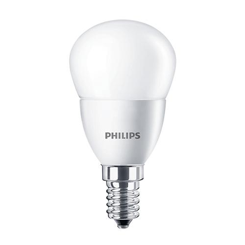 Bec led lumina rece Philips lustra, E14, 40W, 520 lumeni, CorePro [0]