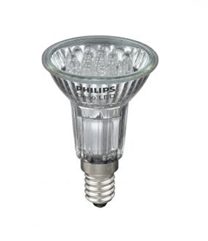 Bec led reflector Philips, E14, 1W, 4 lumeni [0]