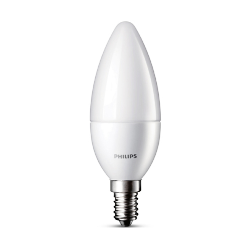 Bec led lumina rece, E14, 60W, 830 lumeni [0]