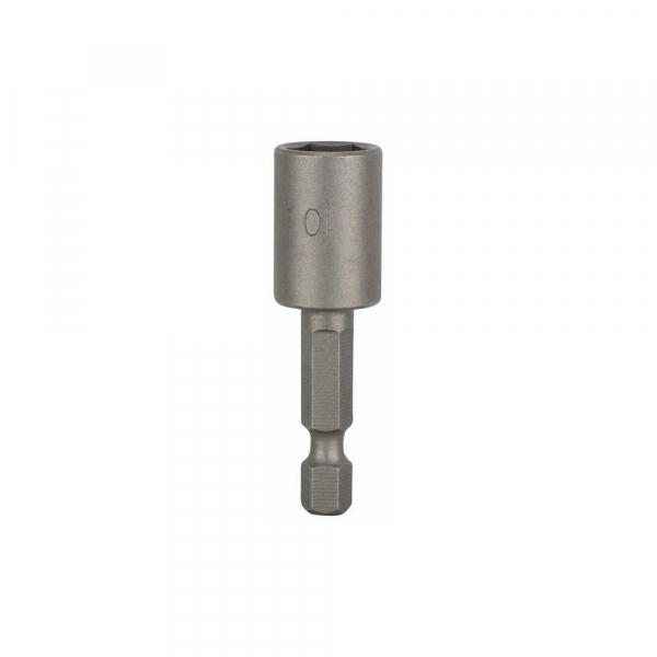 Bit pentru insurubare tubular 10 mm cu magnet permanent [0]
