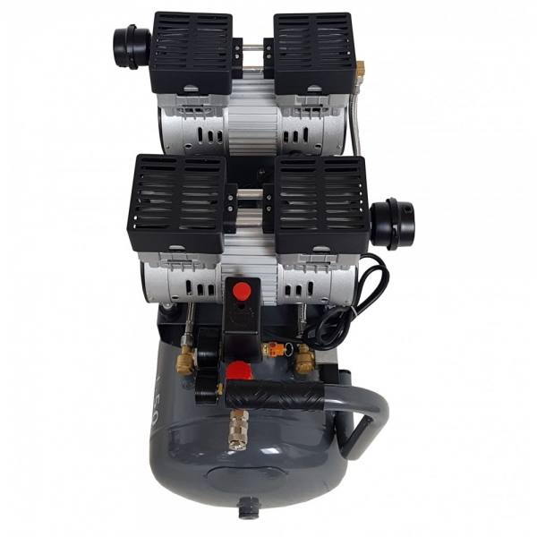 Compresor aer 50L Stager HM50JW-0.75x2 [2]
